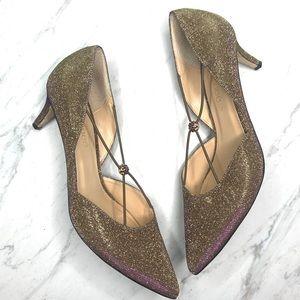 J.Renee sparkle heels veeva